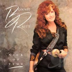 Raitt, Bonnie - Nick of Time CD Cover Art