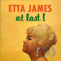 James, Etta - At Last! CD Cover Art