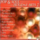 Pop & Soul Holiday Hits 2 CD Cover Art