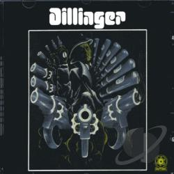 Dillinger - Dillinger CD Cover Art