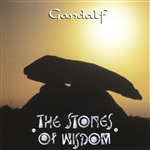 Gandalf - Stones Of Wisdom CD Cover Art