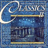 Masterpiece Collection - Classics II - Mozart, et al CD Cover Art