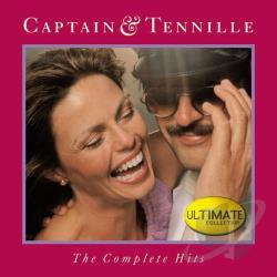 Captain & Tennille - Ultimate Collection: The Complete Hits CD Cover Art