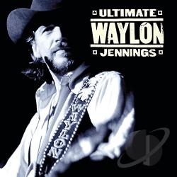 Jennings, Waylon - Ultimate Waylon Jennings CD Cover Art
