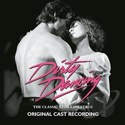 Dirty Dancing CD Cover Art