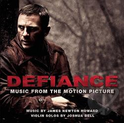 Howard, James Newton - Defiance CD Cover Art
