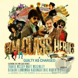Gym Class Heroes - Guilty As Charges DS Cover Art