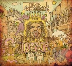 Dave Matthews Band - Big Whiskey & the GrooGrux King CD Cover Art