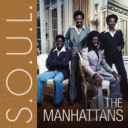 Manhattans - S.O.U.L. CD Cover Art