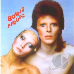 Bowie, David - Pin Ups CD Cover Art