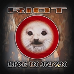 Riot - Live In Japan CD Cover Art