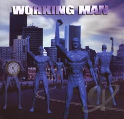 Working Man: A Tribute to Rush CD Cover Art