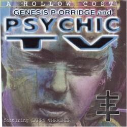 P-Orridge, Genesis / Psychic TV - Hollow Cost CD Cover Art
