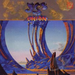 Yes - Union CD Cover Art