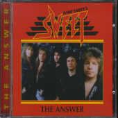 Scott, Andy - Answer CD Cover Art