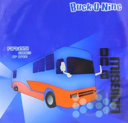 Buck-O-Nine - On A Mission CD Cover Art