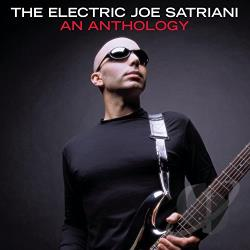 Satriani, Joe - Electric Joe Satriani: An Anthology CD Cover Art