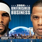 Jay-Z / Kelly, R. - Unfinished Business CD Cover Art