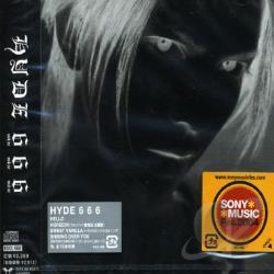 Hyde 666 Cd Album At Cd Universe Japan