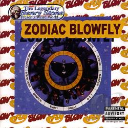 Blowfly - Zodiac CD Cover Art