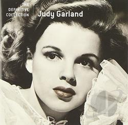 Garland, Judy - Definitive Collection CD Cover Art