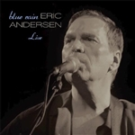 Andersen, Eric - Blue Rain CD Cover Art