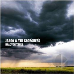 Jason & The Scorchers - Halcyon Times CD Cover Art
