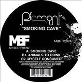 Piemont - Smoking Cave LP Cover Art