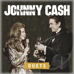 Cash, Johnny - Greatest: Duets CD Cover Art