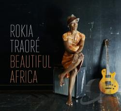 Traore, Rokia - Beautiful Africa CD Cover Art