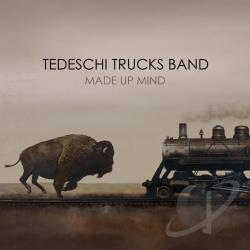 Tedeschi Trucks Band - Made Up Mind CD Cover Art