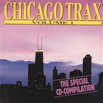 Various Artists - Chicago Trax, Vol. 1 DB Cover Art
