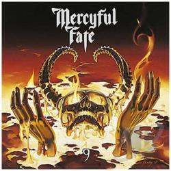 Mercyful Fate - 9 CD Cover Art