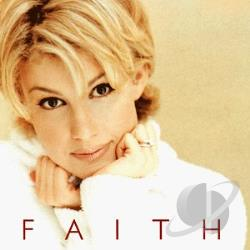 Hill, Faith - Faith CD Cover Art