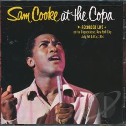 Cooke, Sam - Sam Cooke at the Copa CD Cover Art