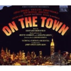 O.C.R. - On The Town CD Cover Art