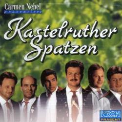 Kastelruther Spatzen - Hit Edition CD Cover Art