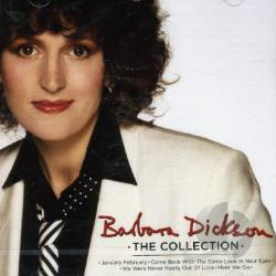 Dickson, Barbara - Collection CD Cover Art
