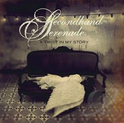 Secondhand Serenade - Twist in My Story CD Cover Art