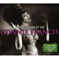 Francis, Connie - Very Best of Connie Francis CD Cover Art