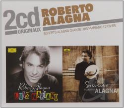 Alagna, Roberto - Originaux CD Cover Art