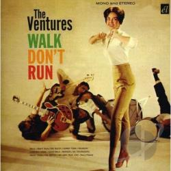 Ventures - Walk Don't Run CD Cover Art