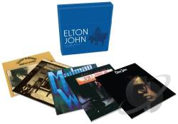 John, Elton - 5 Classic Albums CD Cover Art