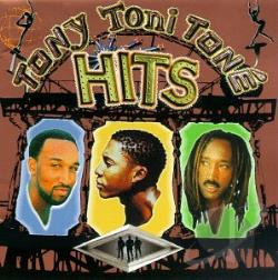 Tony Toni Tone - Hits CD Cover Art