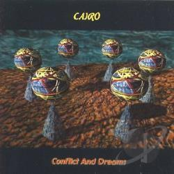 Cairo - Conflict & Dreams CD Cover Art