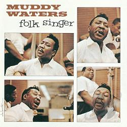 Waters, Muddy - Folk Singer CD Cover Art