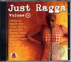 Just Ragga - Vol. 11 - Just Ragga CD Cover Art