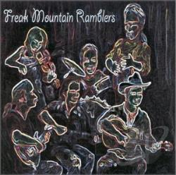 Freak Mountain Ramblers - Freak Mountain Ramblers CD Cover Art