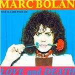Bolan, Marc - Love And Death CD Cover Art