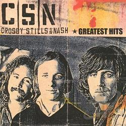 Crosby, Stills, and Nash - Greatest Hits CD Cover Art
